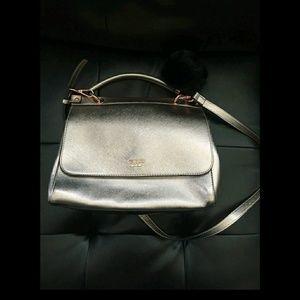 Guess Rose Gold Handbag